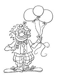 clowns coloring pages clowns coloring pages getcoloringpages com