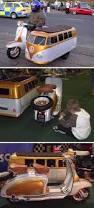 Kombi Toaster Hippie Chic Nine Nifty Vw Microbus Mods Webecoist