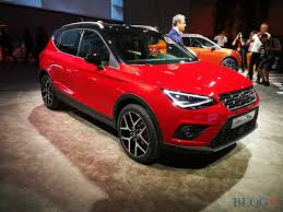 seat arona 2017 foto e video del suv compatto