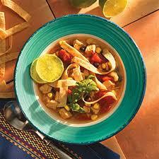 cooking light chicken tortilla soup chicken tortilla soup