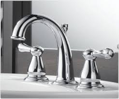 Centerset Or Widespread Faucet Bathroom White Bathroom Faucets 14 904150 L Chicago Centerset