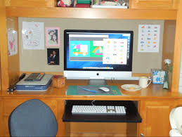 How To Decorate Home Office Home Office How To Decorate Your Cubicle Desk Decorating Ideas For