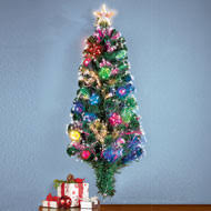 lighted wall tree from collections etc