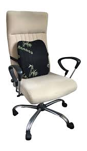 Office Chair Back Pain Back Black Leather Executive Swivel Office Chair With Lumbar