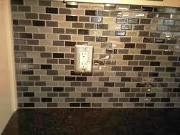 glass tile backsplash kitchen glass tile backsplash ideas for