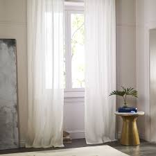 Curtain Rods For Windows Close To Wall Window Hardware West Elm