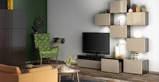 Wohnzimmerschrank Bei Ikea Besta Ikea Wohnzimmer Ruhbaz Com