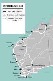 Australian Map Western Australia Map U2022 Mapsof Net