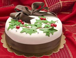 White Christmas Cake Decorations by Cake Decorating For Christmas Part 15 White Christmas Tree Cake