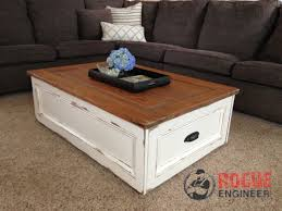 Storage Table For Living Room 5 Dual Purpose Diys For Your College Dwelling Lake Agassiz