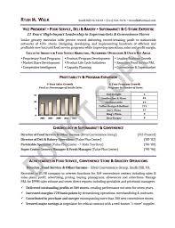 Supermarket Resume Sample by Vp Resume Vice President Resume Samples Mary Elizabeth