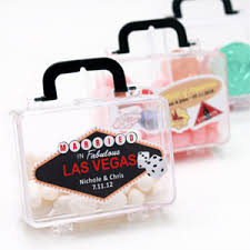 Suitcase Favors by Mini Travel Suitcase Favor 6 Pcs Theme Wedding Favors