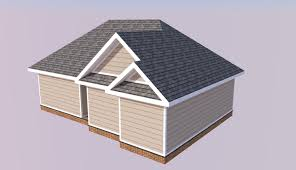 project house sketchup project house model roofing tutorial youtube
