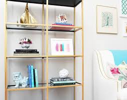 Styling Bookcases How To Style Your Shelves Glitter Guide