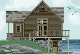 daylight basement home plans architecture log cottage house plans with walkout basement with