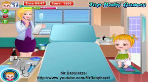 Baby Hazel Room Games - baby hazel stomach care games baby games level 3 youtube