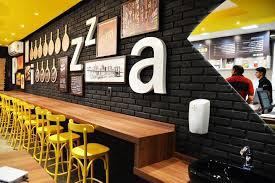 Pizza Restaurant Interior Design Nick U0027s Pizza By Loko Design Rio Claro U2013 Brazil Retail Design Blog
