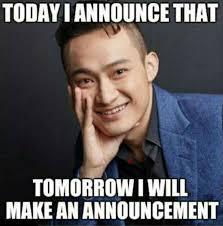 Hahahah Meme - i announce this hahahah steemit