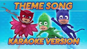 pj masks hey hey owlette song 2016