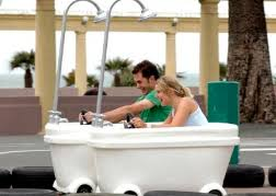 Challenge Bathtub Cardboard Boat Bathtub Kart Bananas Reading Designaventure
