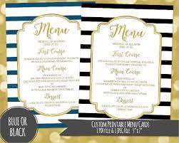 25 dinner menu templates u2013 free sample example format download