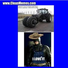 Tractor Meme - batman tractor clean memes the best the most online
