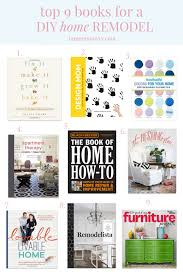 Best Books for a DIY Home Remodel via Tamera Mowry