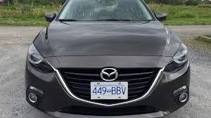 2016 mazda3 gt sedan test drive review