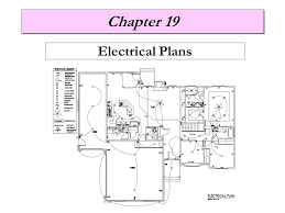 electrical plan chapter 19 electrical plans ppt video online download