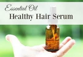 essential oil healthy hair serum recipe u2013 sew grown