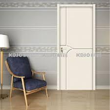 Solid Interior Door Smart Expo European Style Wpc Waterproof Decorative Interior