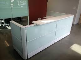 Herman Miller Reception Desk Herman Miller Refurbished Ethospace Reception Desk 8x4ft