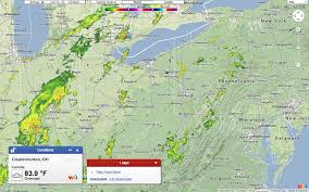 weather map chicago screen weather chrome web store