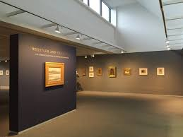 colby college floor plans art review at colby college museum of art a happy exploration of