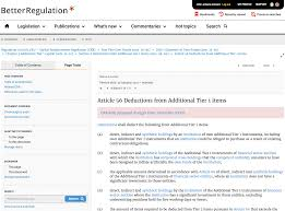 solvency ii reporting templates better regulation up to date regulatory compliance information consolidated legislation
