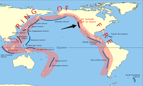 Equator Map South America by We Didn U0027t Even Know About The Fault Line That Could Soon Devastate