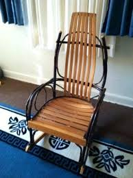 Wooden Rocking Chairs For Nursery Wooden Rocking Chairs Image Of Woven Wooden Rocking Chair Wooden