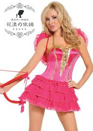 cupid eros women ladies fancy dress party role play for halloween