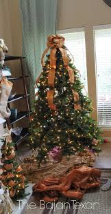 how to decorate a christmas tree with mesh christmas lights