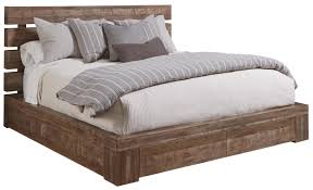 bedroom platform storage bed twin xl river road wood storage