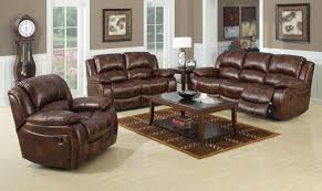 Best Reclining Leather Sofa by Reclining Leather Sofa Sets Doherty House Best Choices