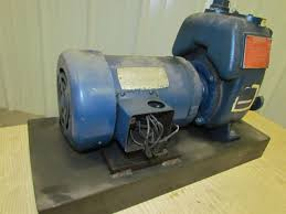 g r gorman rupp self priming centrifugal pump 1 5x1 5 2 hp 208 230
