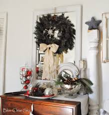 rustic maple favourite vignettes from our christmas home tour and favourite vignettes from our christmas home tour and a greenery trick