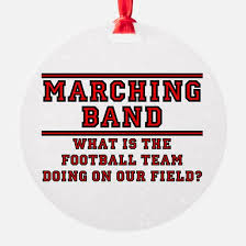 marching band ornament cafepress