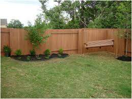 Backyards  Ergonomic Simple Backyard Landscape Design  Best - Simple backyard design