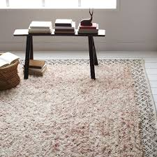 5 X5 Rug Sequin Knotted Wool Rug West Elm