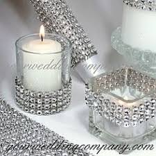 Diamond Wedding Party Decorations Diamond Wrap Is A Sparkling Bendable Ribbon Perfect For Wrapping