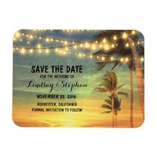 save the date st save the date refrigerator magnets zazzle