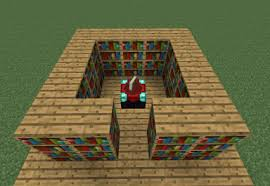 How To Build A Bookcase In Minecraft Minecraft Is There A Height Limit On Bookshelves Enhancing An