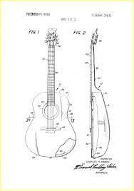 ovation guitar construction 1970 patent luthier pinterest